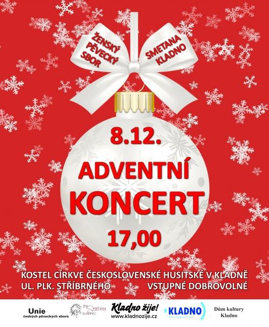 Adventní koncert ŽPS Smetana 2019