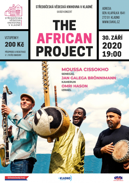 The African Project - koncert