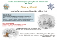Zima v přírodě