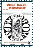 Slavnost severoamerických indiánských tanců a písní - 23rd Czech Powwow