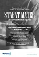 STABAT MATER / Giovanni Batista Pergolesi