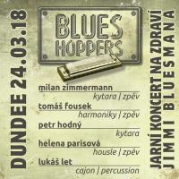 BLUESHOPPERS - koncert