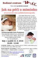 Jak na péči o miminko s fyzioterapeutkou