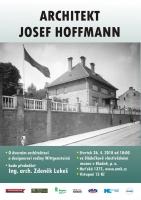 Architekt Josef Hoffmann