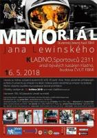 Memoriál Jana Lewinského - Studentský železný hasič ČVUT FBMI 2018