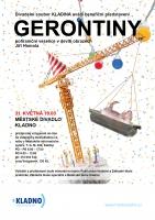 Gerontiny - benefiční představení