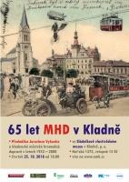 65 let MHD v Kladně