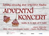 Adventní koncert Ženského pěveckého sboru Smetana Kladno