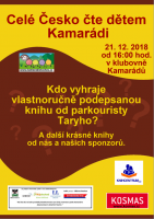 Celé Česko čte dětem - Kamarádi