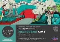 Nina Špitálníková: Mezi dvěma Kimy