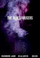 THE BLUES ROUSERS, koncert