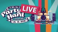 PARTY HARD LIVE - Adamos & BUBENICKÁ SHOW - Kryštof & ZELENÉ - Pivo