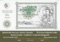 Slavnost severoamerických indiánských tanců a písní - 24th Czech Powwow
