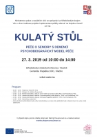 PhDr. Eva Procházková, Ph.D.: Péče o seniory s demencí - psychobiografický model péče