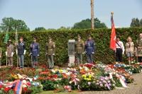 Pietní vzpomínka k 77. výročí vyhlazení obce Lidice