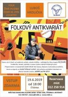 Folkový antikvariát Luboše Hrdličky