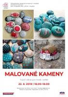 Malované kameny – tvůrčí dílna pro malé i velké