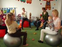 Klub mami-mimi pro rodiče s miminky 2-6 měsíců