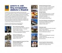 Dny evropského dědictví v Kladně