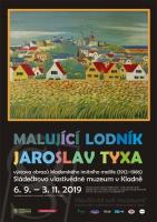 Malující lodník Jaroslav Tyxa