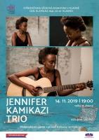 Jennifer Kamikazi Trio
