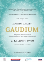 Adventní koncert sboru Gaudium