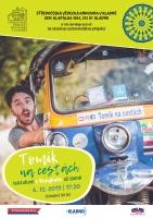 Tomáš Vejmola: Tuktukem z Bangkoku až domů