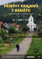 Tomáš Černohous: Příběhy krajanů z Banátu