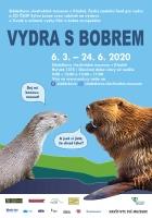výstava Vydra s bobrem