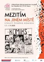 Mezitím na jiném místě. Století českého komiksu.