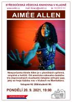 Aimée Allen Quartet – koncert