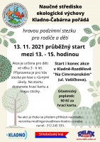 Lesní stezka s úkoly pro rodiče a děti