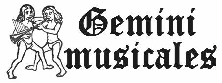 Gemini musicales